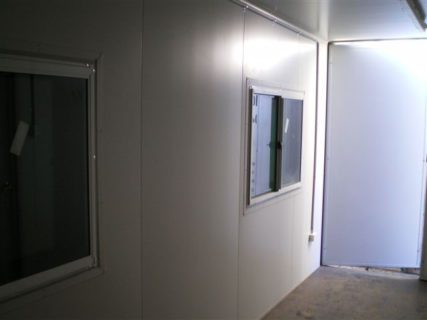 20ft Container sliding window & door Brisbane