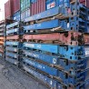 20ft-Flat-rack-container-stacked