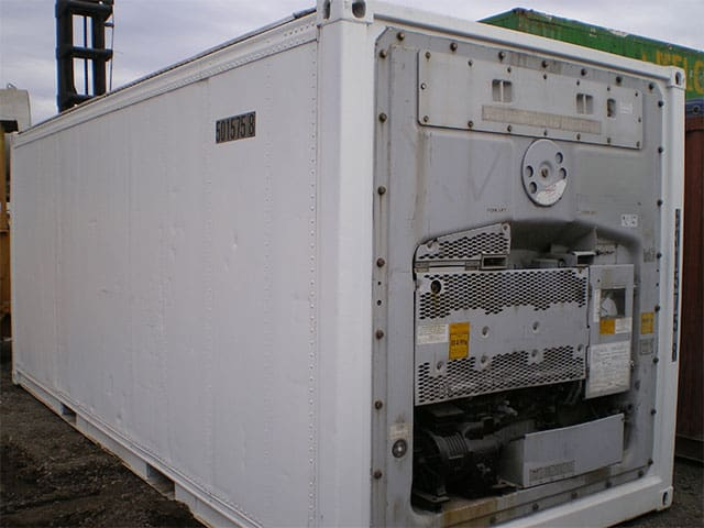 20ft Refridgerated containers reefer Gateway Container Sales