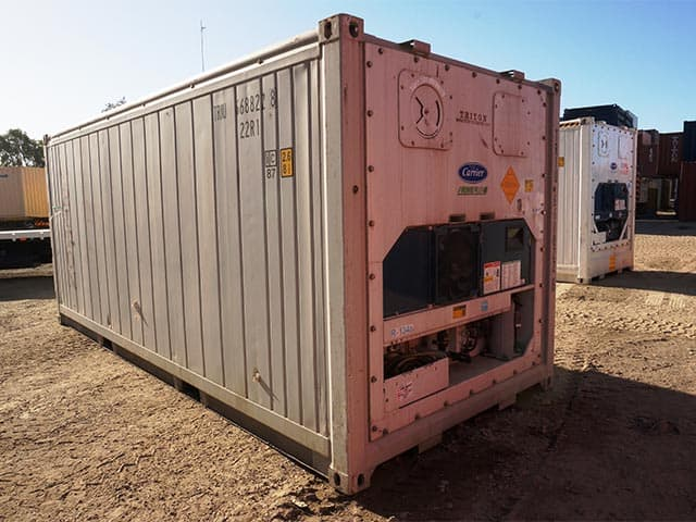 20ft Refrigerated Containers For Sale Amp Hire Gateway