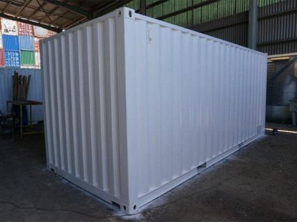 20ft white container general purpose