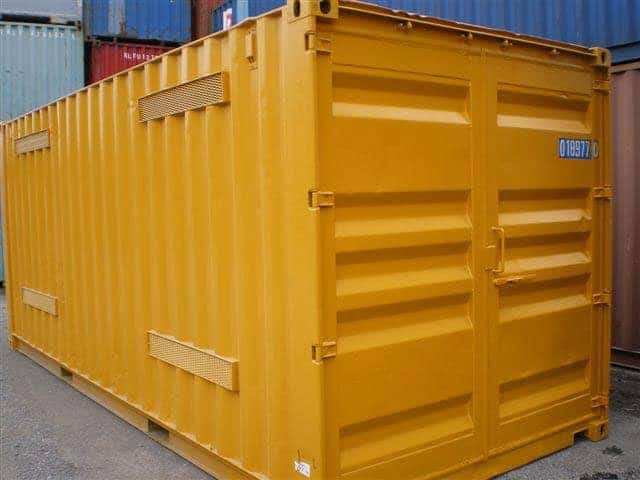 Dangerous Goods Containers For Sale Hire Gateway Containers