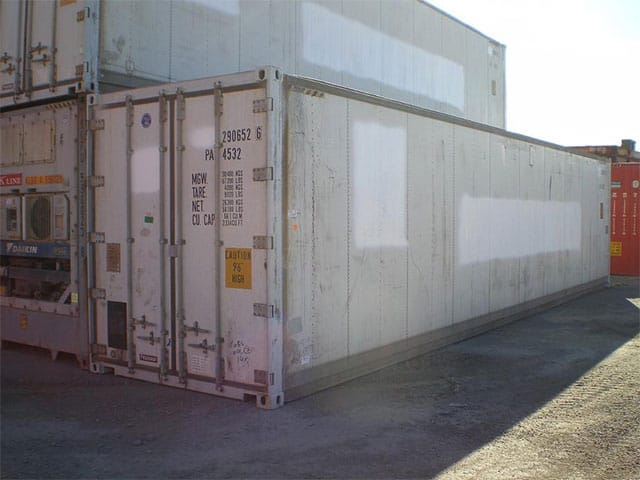 40ft refrigerated Containers For Sale & Hire | Gateway