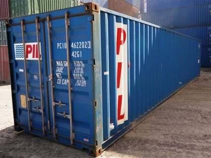 40ft-dark-blue-container-general-purpose-Brisbane