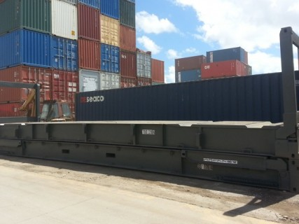 40ft flat rack container Gateway Container Sales
