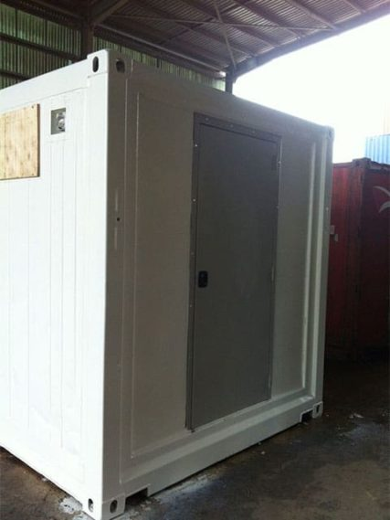Container RFR with PA Door