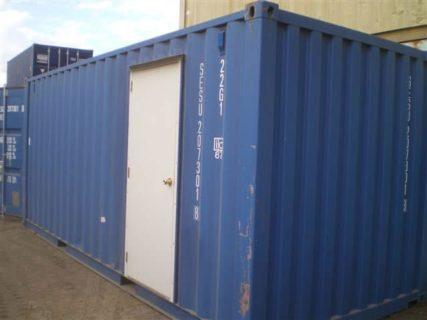 Container access doors Brisbane 2