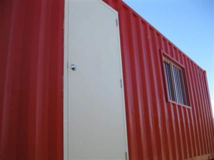 Container access doors Brisbane