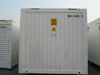 Container exterior