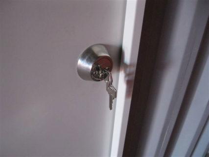 Secure container door Dead Locks