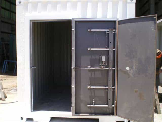Secure Container Accessories Gateway Container Sales Amp Hire