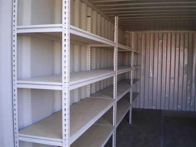 Secure Document Storage Archive Storage Gateway & Storage Containers Shelves - Listitdallas