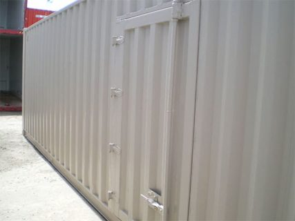 Side Door Container Style 1200mm