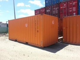 20ft-orange-container-general-purpose-Brisbane