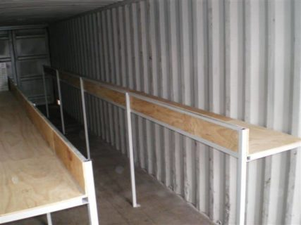 Container 1 Tier Workbench