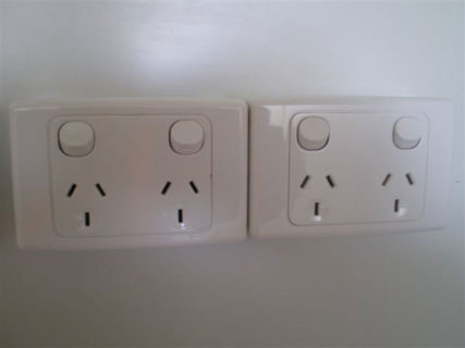 Container Electical Sockets