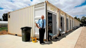 Container Prison