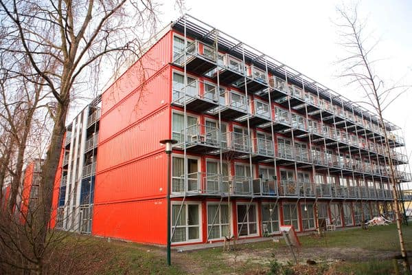 Modular Construction - Innovative Container Use Around the World