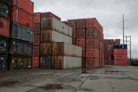 Container Stacks