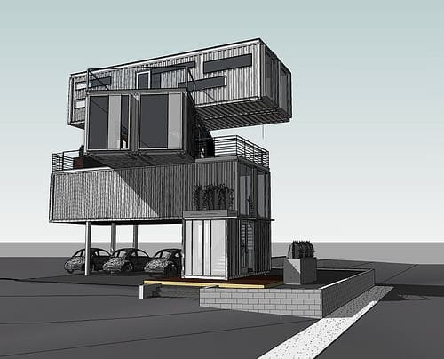 12 Simple Steps To Building Your Shipping Container Home