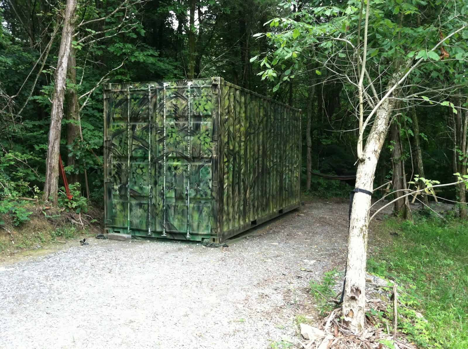 Shipping Containers For Hunting Amp Fishing