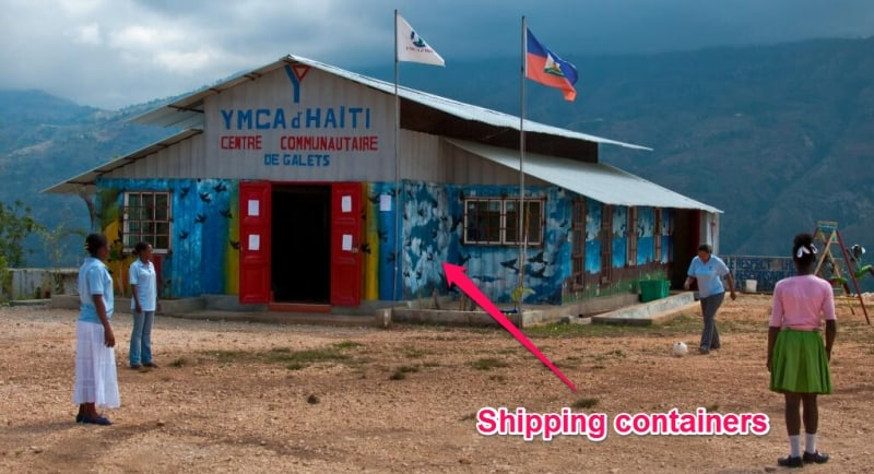 shipping-container-disaster-centre-Haiti