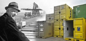 Image of Mclean – the father of modern shipping containers