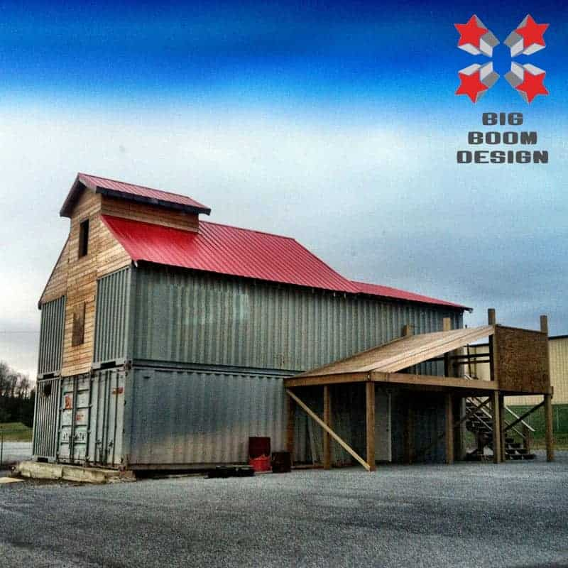 Shipping Containers: The Perfect Barn Solution For Aussie