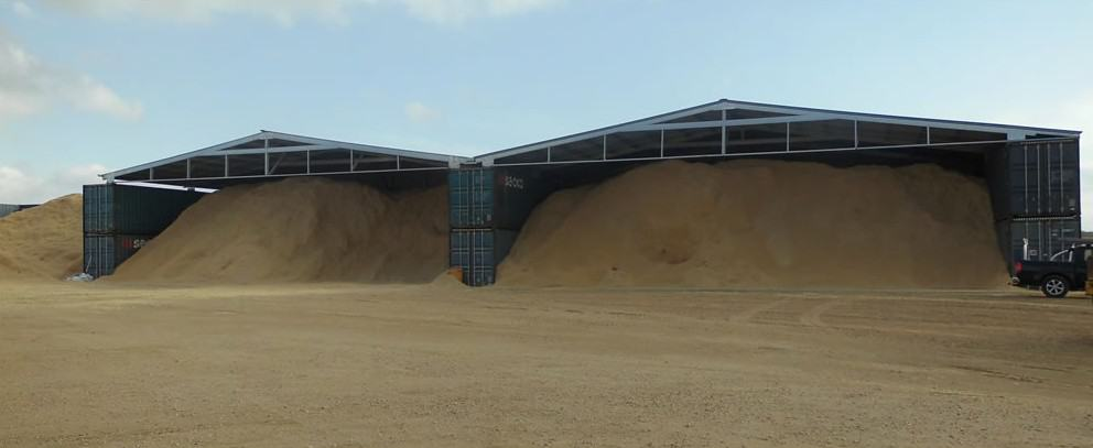 Shipping Containers The Perfect Barn Solution For Aussie