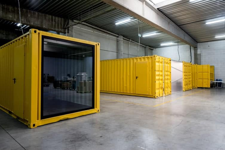Shipping Container Office Building. Fiveamdrukta10 Shipping Container Office  Building C
