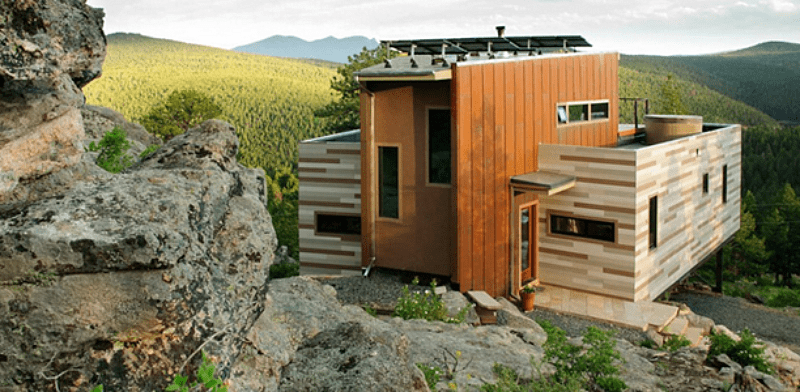 Nederland-Colorado-Shipping-Container-Home