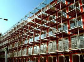 Keetwonen student housing