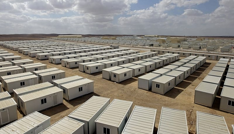 Temporary Shipping Container Homes For Refugees Gateway