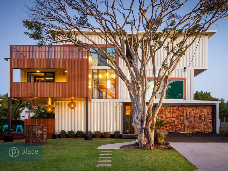 Shipping container homes Australia