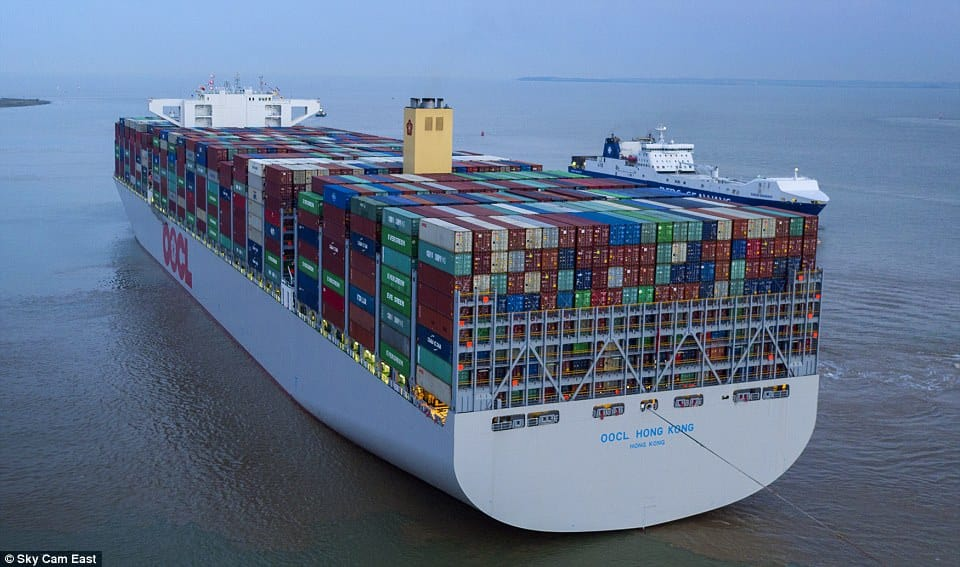 Will Container Ships Keep Growing In Size Forever
