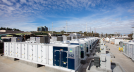 Shipping Container Battery System San Diego