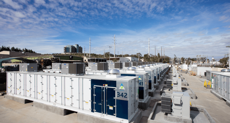 Grid Batteries in Shipping Containers – Renewables are Here to Stay!