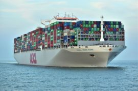 Containerships Over 20,000 TEU – What's The Push Behind Building Bigger?