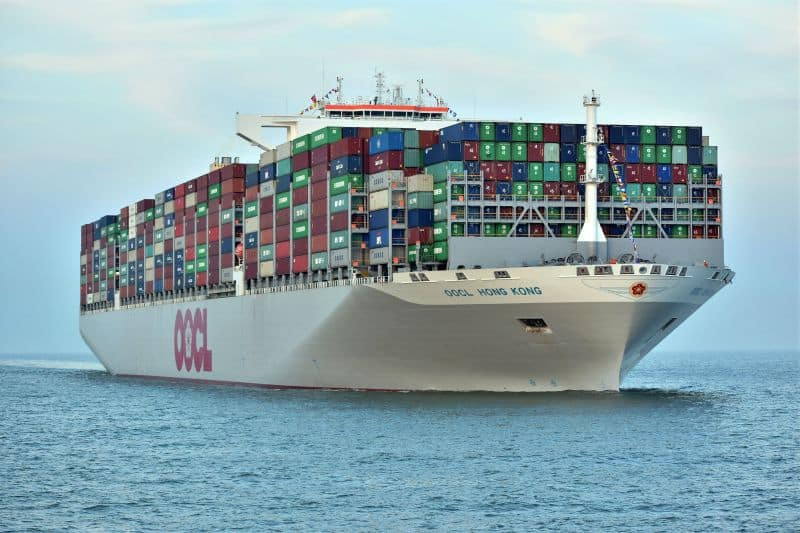 Containerships Over 20 000 Teu What S The Push Behind