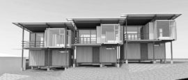 Keeping it in the Family: 3 Cargotecture Homes for 3 Brothers