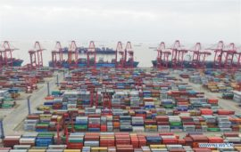 World's First 'Unmanned' Container Port Opens in Shanghai