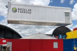 Droughts and Soil Erosion – Could Shipping Container Farms Save Us?