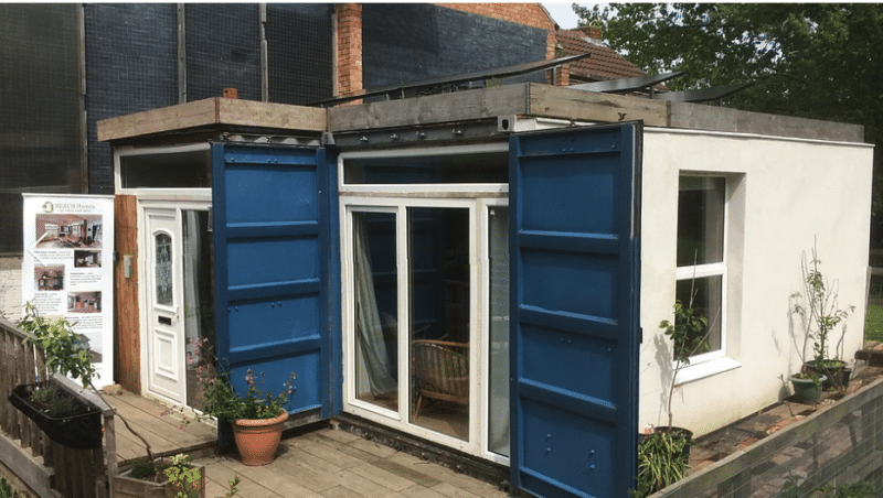 Using Container Homes to Tackle UK Housing Inequality