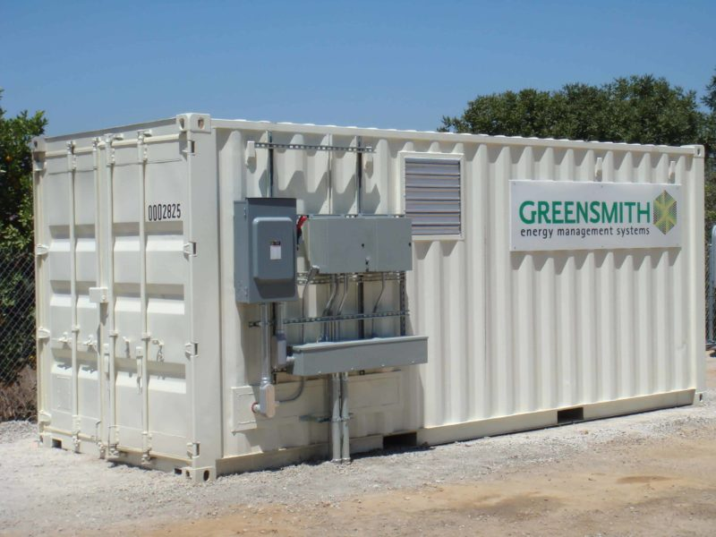 Could Big IT Supply Free Grid Storage?
