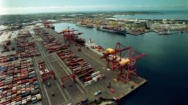 New Container Terminal Planned for Newcastle, NSW