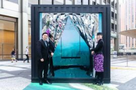 Air New Zealand Teleports People By Shipping Container?