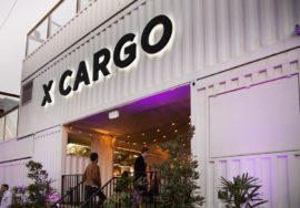Shipping Container Venue X-Cargo Helps Make Brisbane a Foodie's Paradise