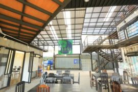 Sustainable Container Architecture For A Thailand School