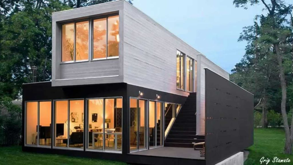 Shipping Container Homes Causing a Buzz Among Sydney Self