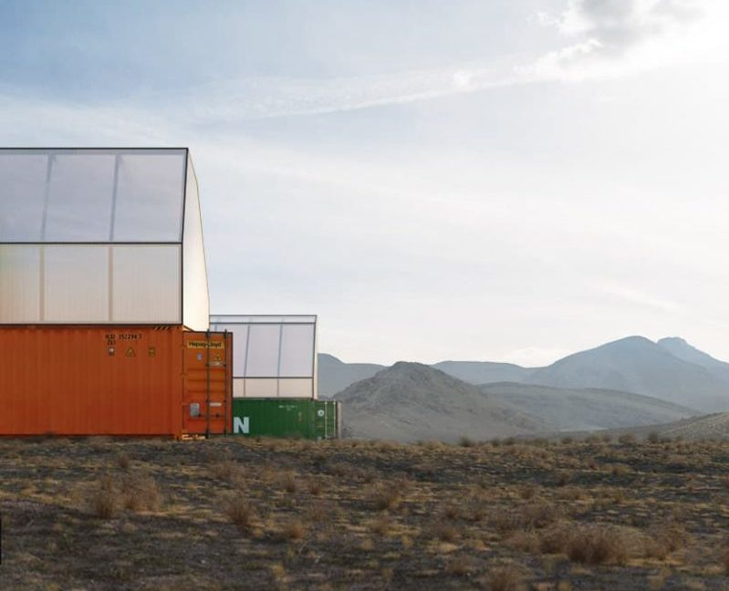 Could Container Architecture Make Pachacutec Great Again?